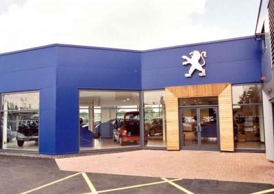 Peugeot showroom v3